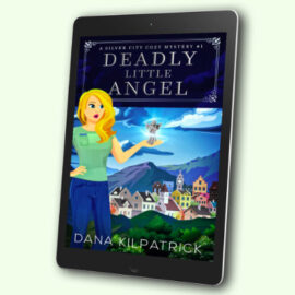 Deadly Little Angel book cover