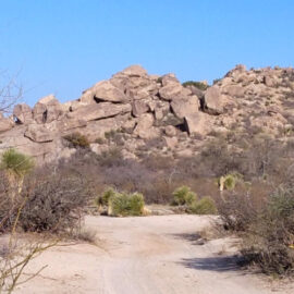 Arizona desert hideaway